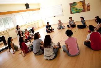 En nuestro modelo pedagógico el estudiante es el centro del aprendizaje